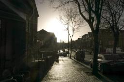 Belfast' streets